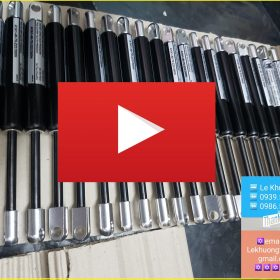 Hahn Gas spring steel