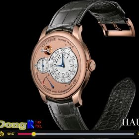 Louis Moinet Jules Verne Instrument Iii Đjnh Cao Watches