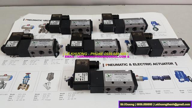 Solenoid valve 8884.52.00.39.F00