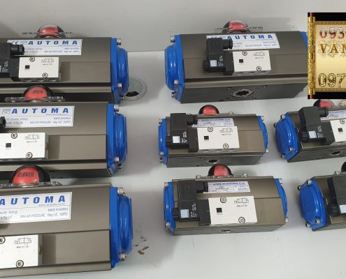 AUTOMA actuator double AD