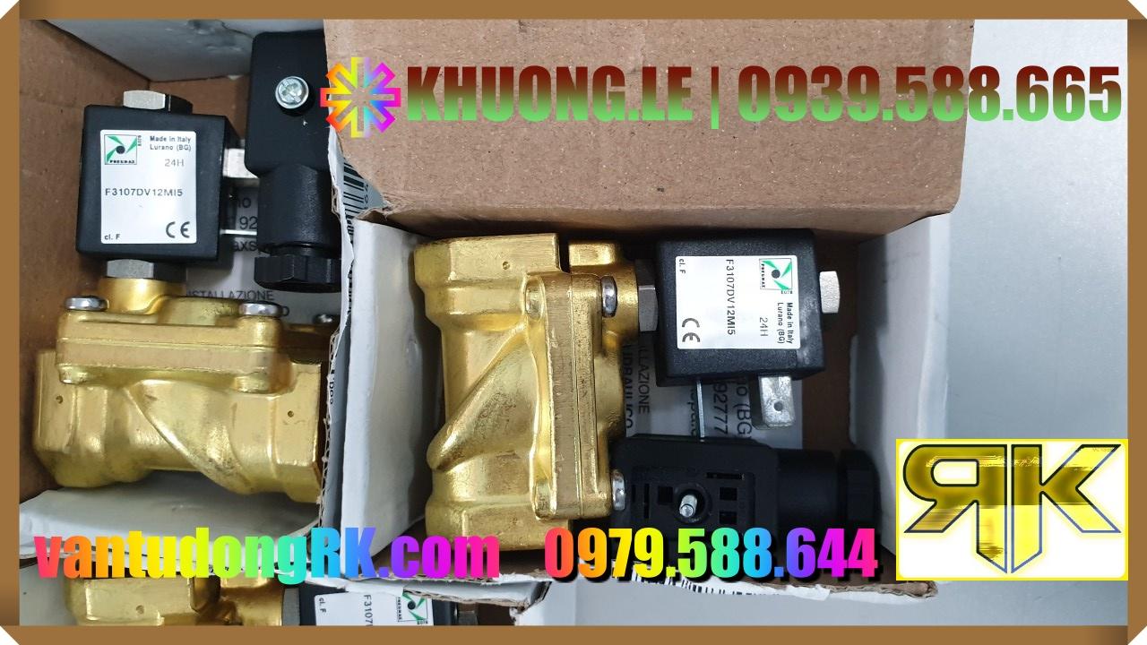 F3107DV12MI5 van Pneumax